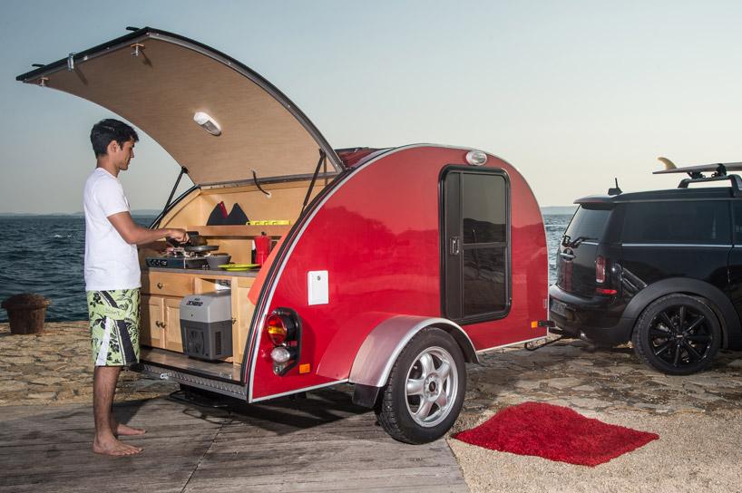 Mini Clubman Camper >> Trois Mini faites pour le camping | Auto Au Feminin