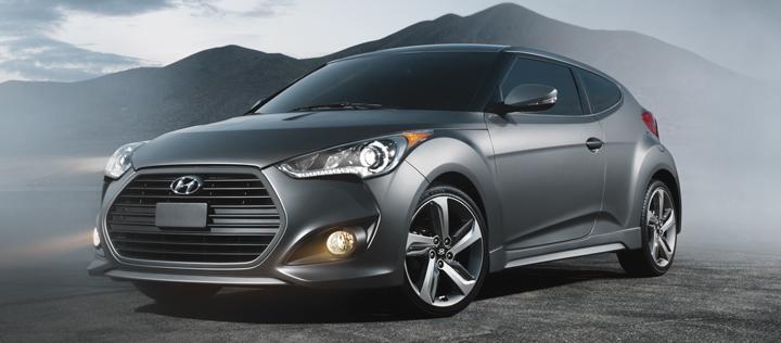 La Couleur De La Semaine La Hyundai Veloster Turbo 2013